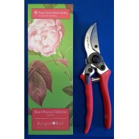 ROYAL HORTICULTURAL SOCIETY ROSA CHINENSIS SECATEURS - MID SEASON SALE – 30% OFF – WAS £24.99